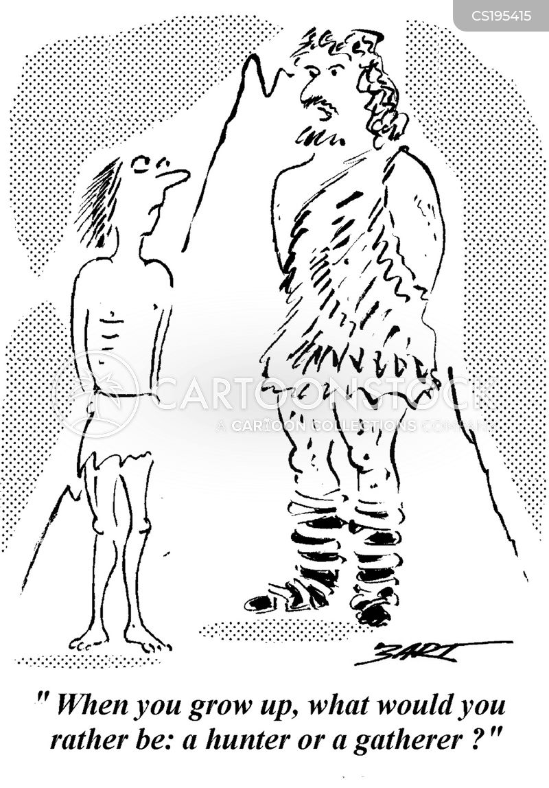 career planning cartoon