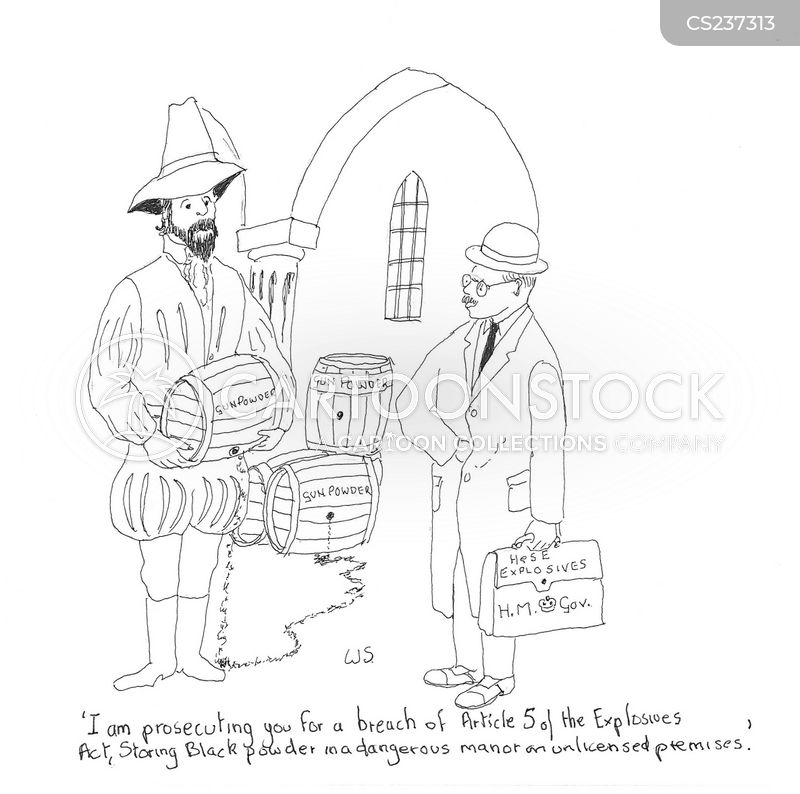 guy fawkes cartoon