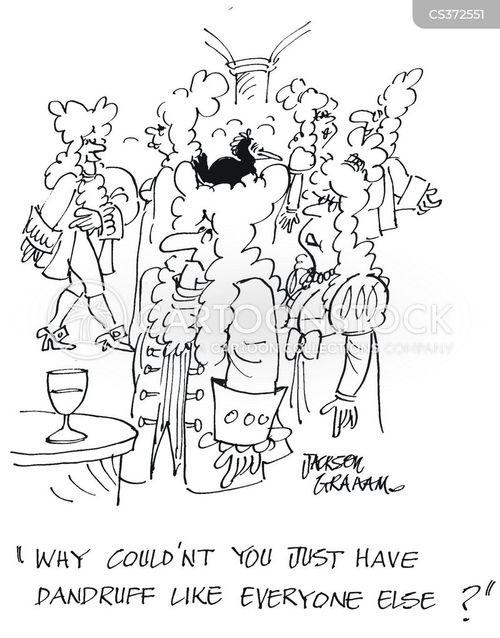 period costume cartoon