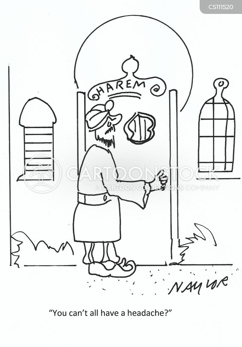 sultans cartoon