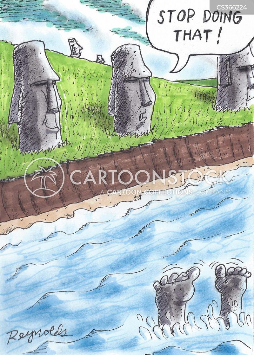 human figures cartoon