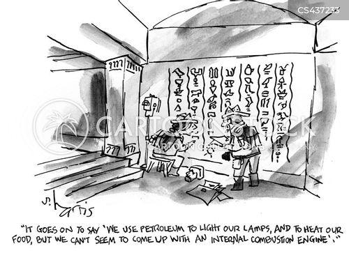 ancient civilization cartoon