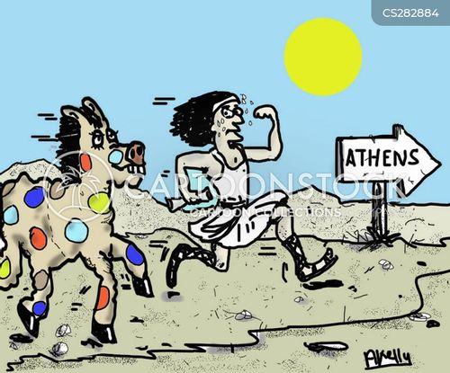 sparta cartoon