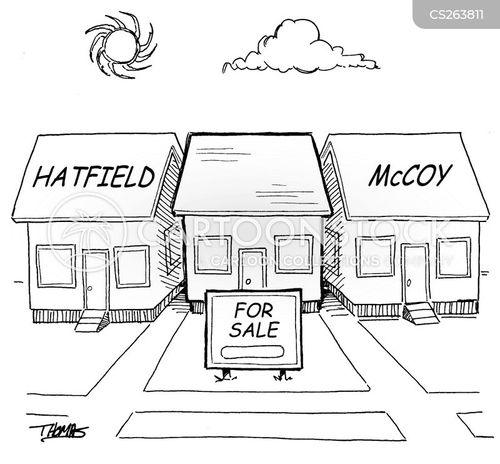 feud cartoon