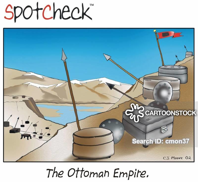 historical events cartoon