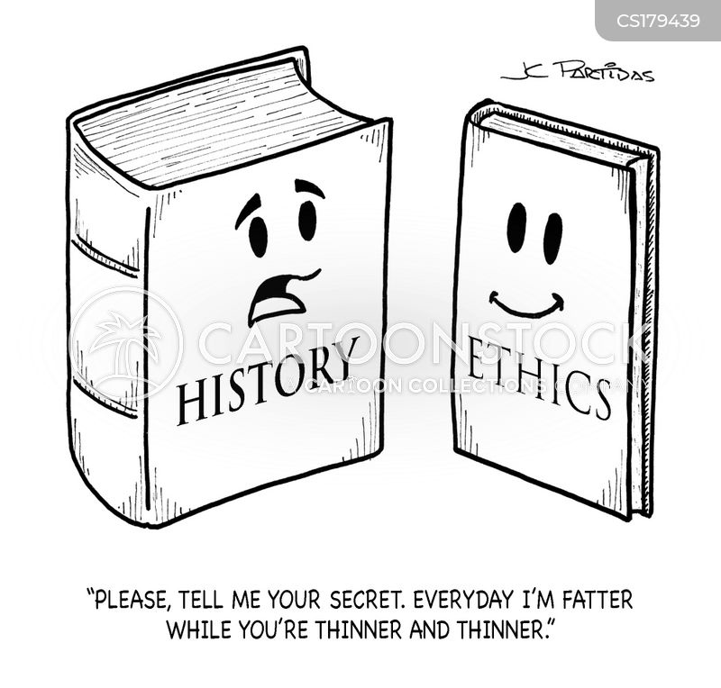 History Book Cartoons and Comics - funny pictures from CartoonStock