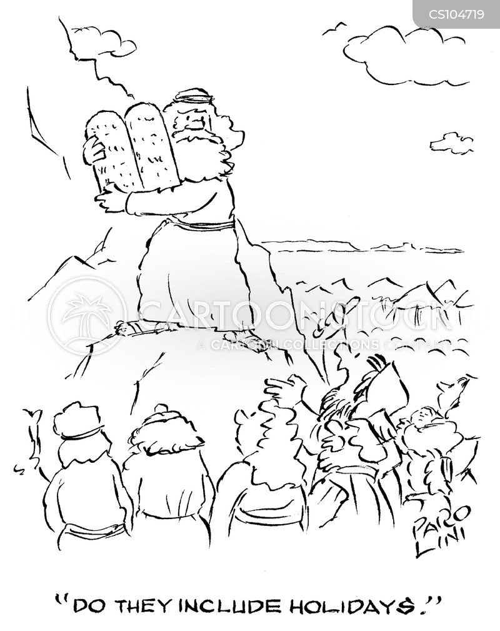 provisos cartoon