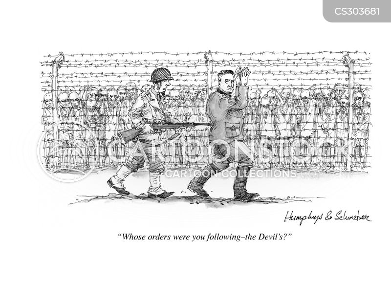 final solution cartoon