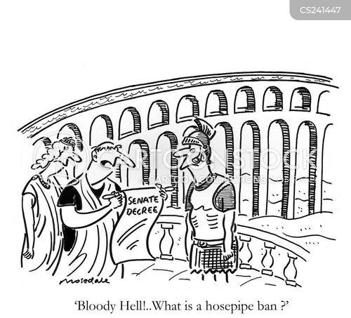 aqueduct cartoon