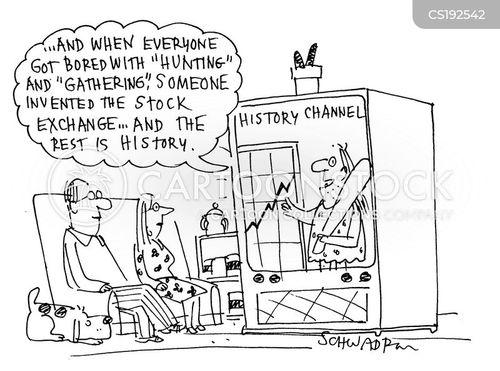 documentaries cartoon
