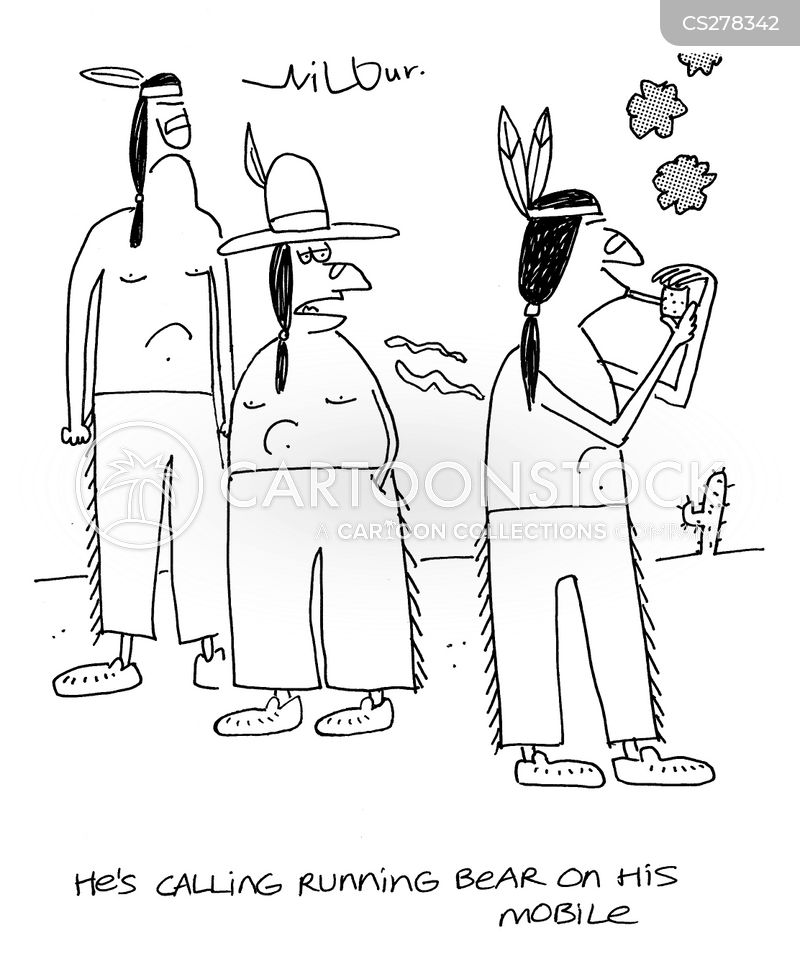 chieftain cartoon