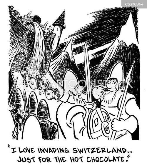 drastic measures cartoon