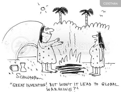 changing climates cartoon