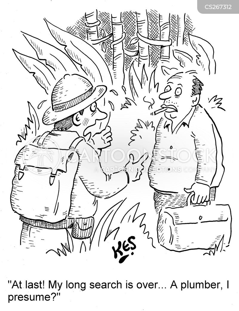 David Livingstone Cartoon 5 Of 7