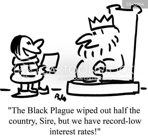 bubonic plague cartoon
