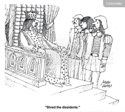 dissident cartoon