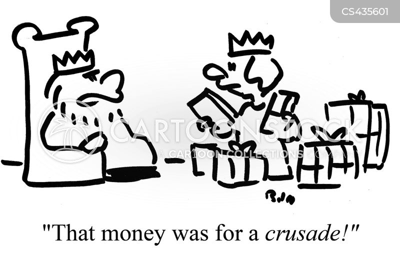 extravagance cartoon
