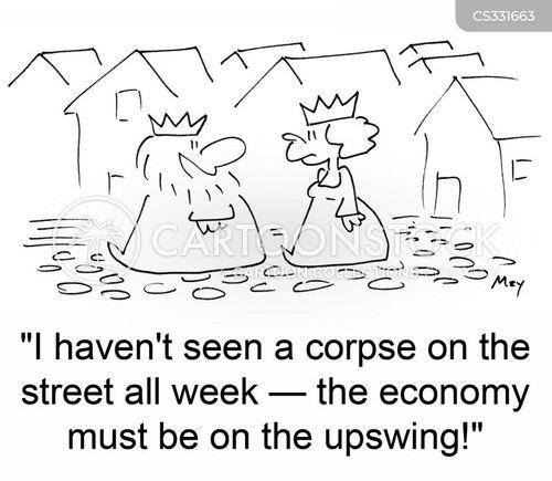upswing cartoon