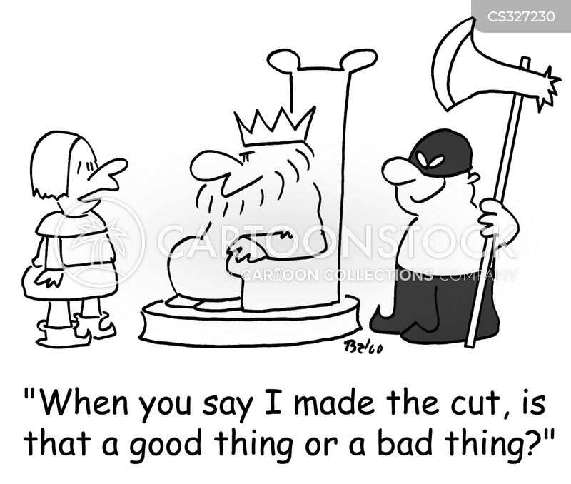 Make The Cut >> Make The Cut Cartoons And Comics Funny Pictures From