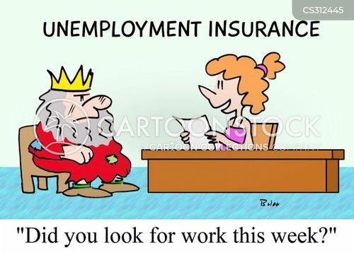 Job seekers allowance?