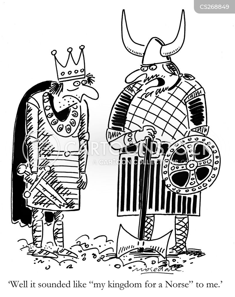 norse cartoon