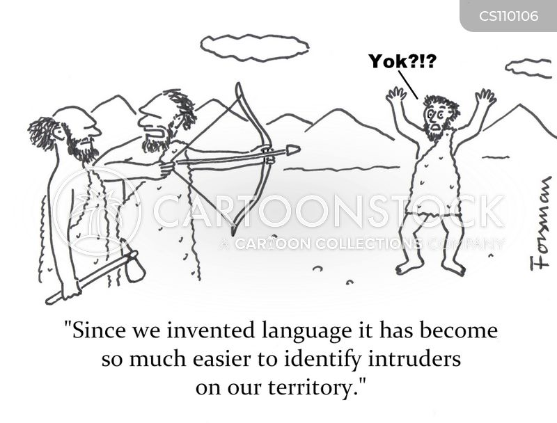 foreigners cartoon