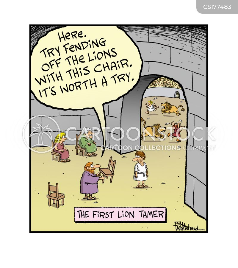 Lion Taming cartoons, Lion Taming cartoon, funny, Lion Taming picture, Lion Taming pictures, Lion Taming image, Lion Taming images, Lion Taming illustration, Lion Taming illustrations