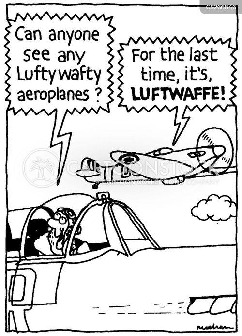 raf cartoon