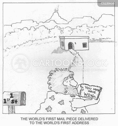 competition winner cartoon
