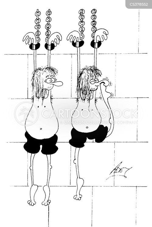 contortionist cartoon