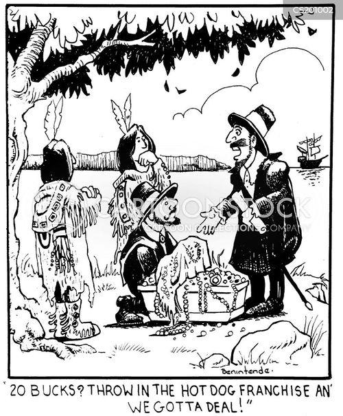 trinkets cartoon