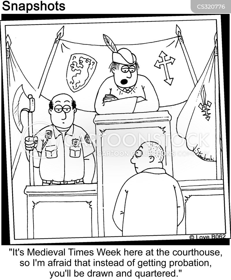 hung drawn and quartered cartoons and comics funny pictures from
