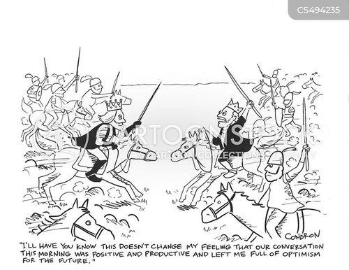 warhorses cartoon