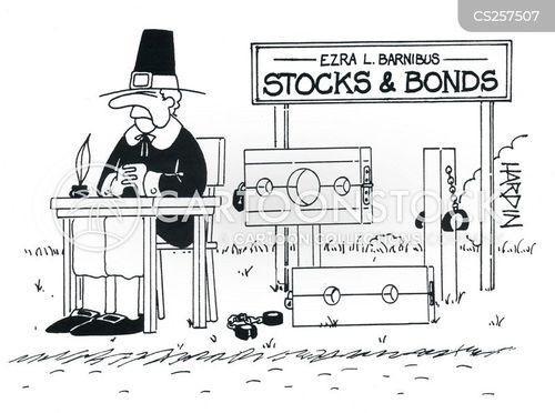 bound cartoon