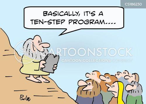 religious law cartoon