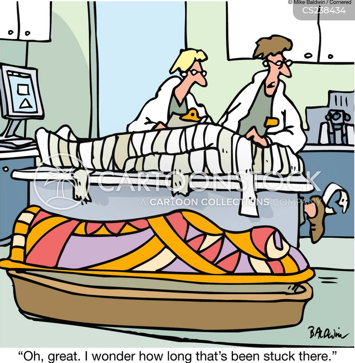 lab workers cartoon