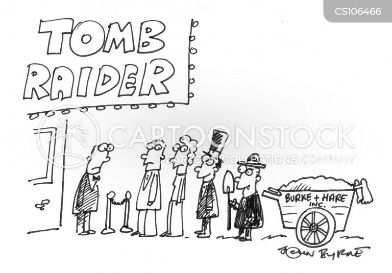 mass murderers cartoon