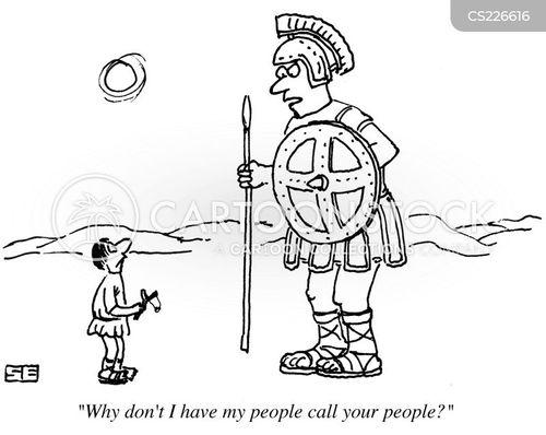 your people cartoon