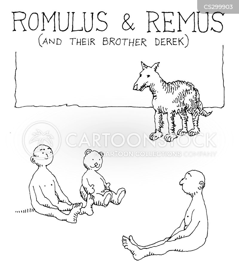 remus cartoon