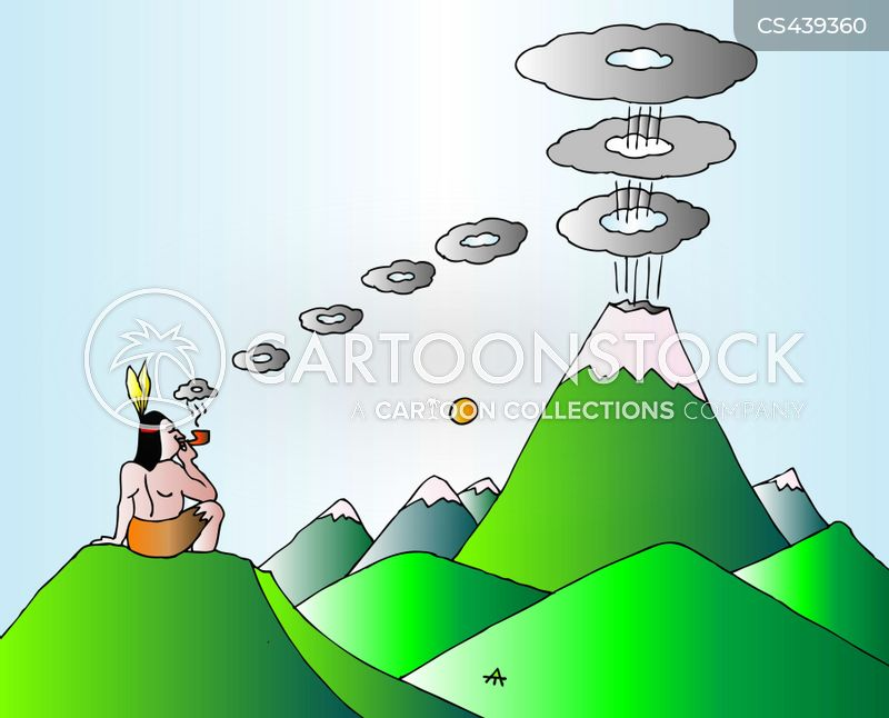 Volcanic eruption cartoons and comics funny pictures from cartoonstock volcanic eruption cartoon 16 of 45 ccuart Gallery