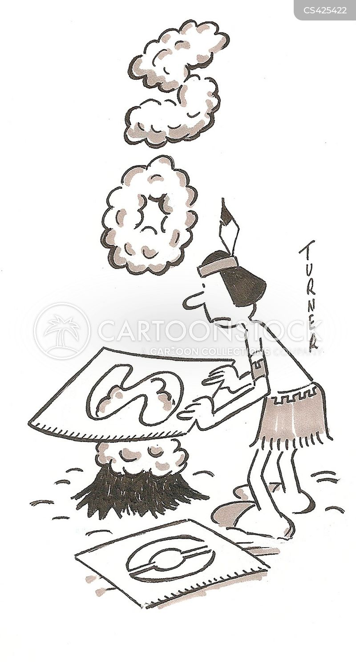s.o.s. cartoon