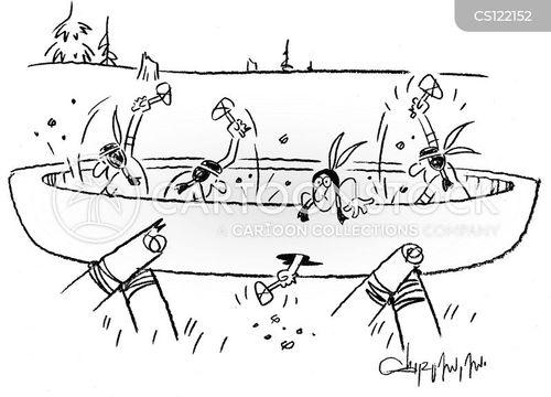 native american indian cartoon