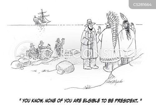 eligible cartoon