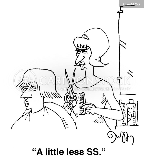 ss cartoon