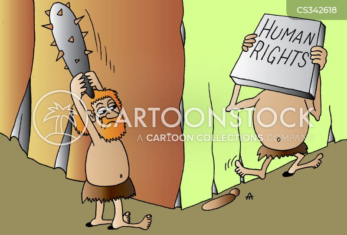 spiked clubs cartoon
