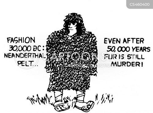 animal activism cartoon