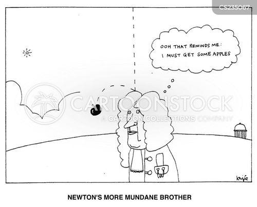 natural laws cartoon