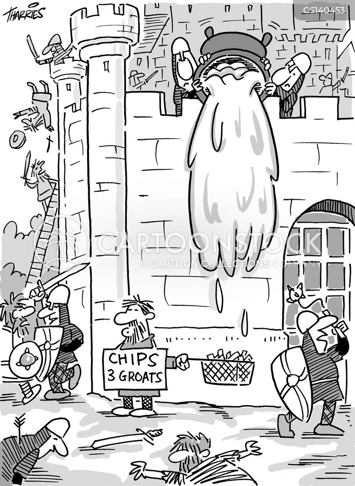 groats cartoon