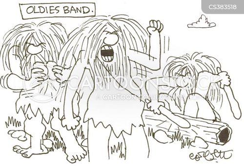 oldies cartoon