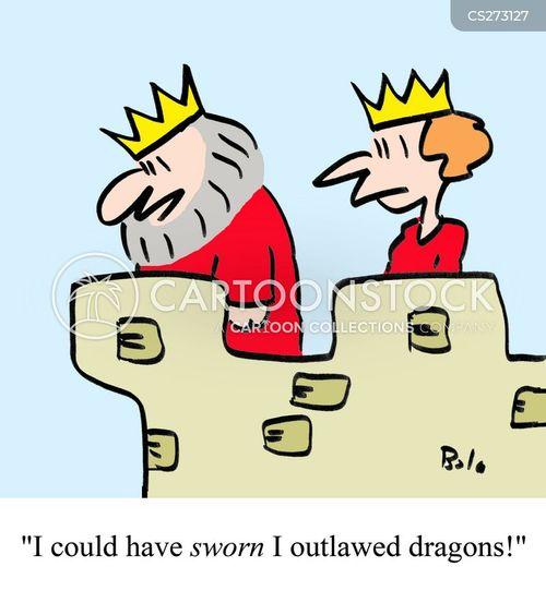 outlawed cartoon